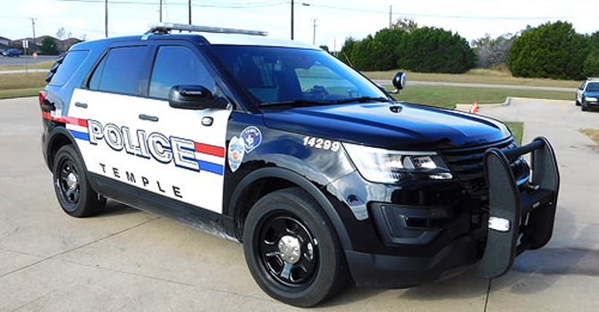 Temple Texas Police Dept