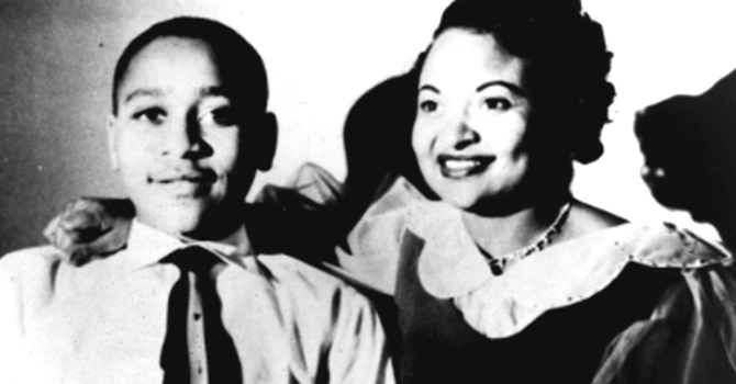 Mamie and Emmitt Till