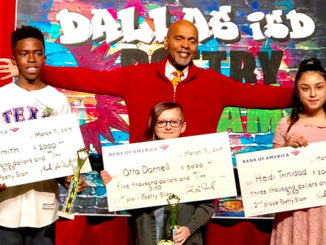 Dallas ISD spoken word scholarships
