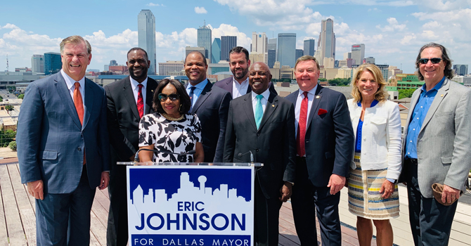 Rep. Johnson endorsements