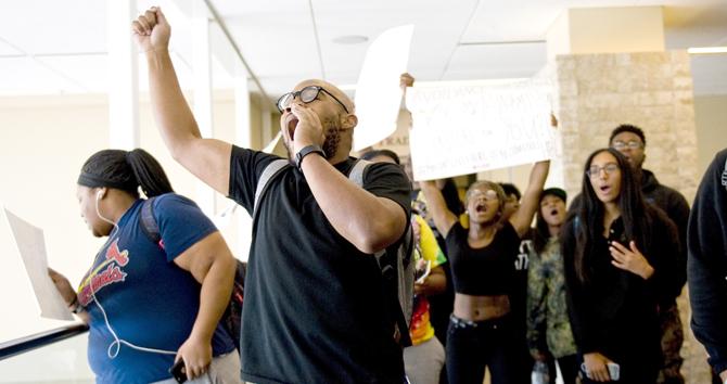 University of Missouri Protest