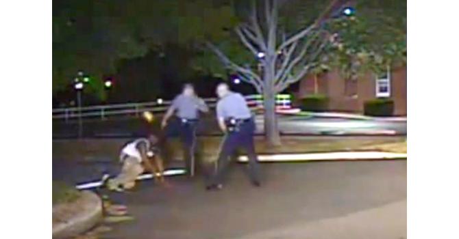 Lateef Dickerson arrest video