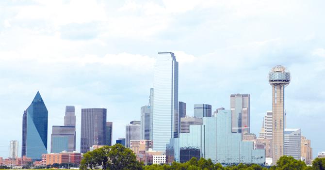 Dallas Skyline1