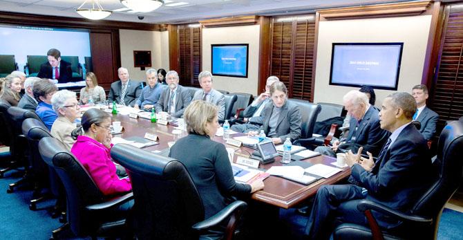 White House meeting on Zika Virus