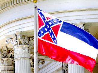 Mississippi Confederate Flag