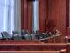 courtroom jury pool area