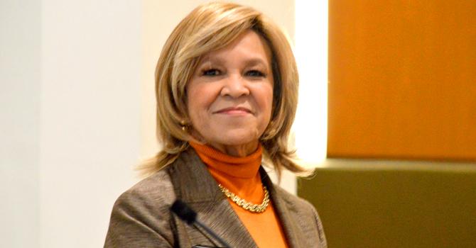 Rep Helen Giddings