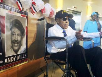 Former Navy Chief Steward Andy Mills 1