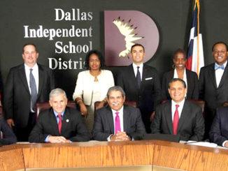 Dallas ISD Board