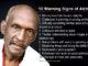 Older Black Gentleman with Alzheimers