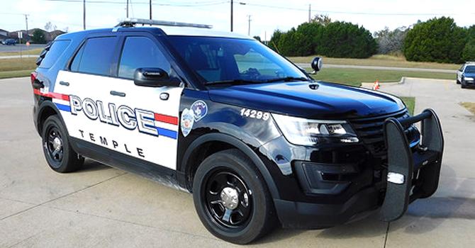 Temple Texas Police Dept