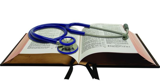 Bible stethoscope