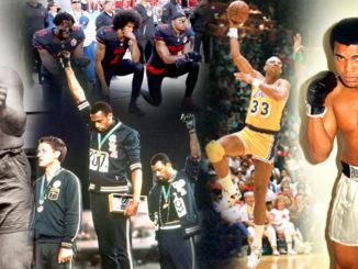 Black Athlete Activists