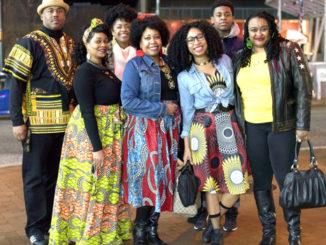 Black Panther fashion