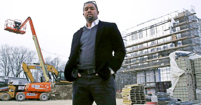 Architect Jonathan Garland