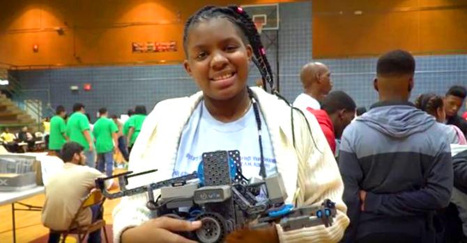 Dallas ISD Robotics Program