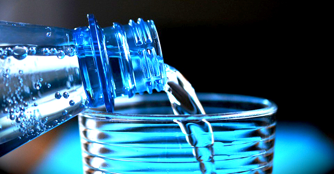 Bottle Drinking Water