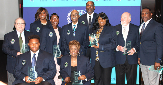 Dallas ISD Athletic Hall of Fame 2018