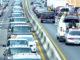 Texas Rush Hour Highway Traffic