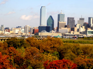 Dallas Skyline 2018 by DallasISD2