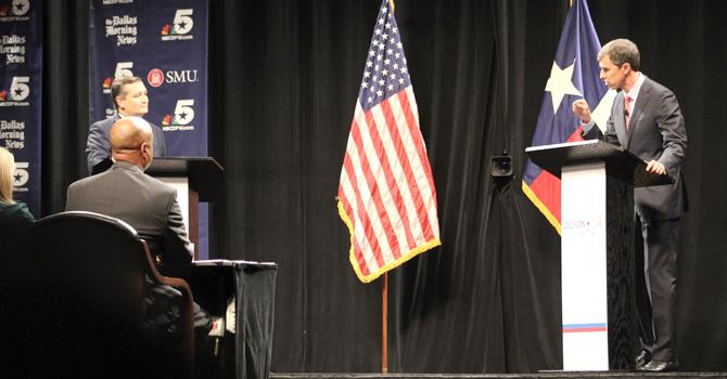 Beto ORourke v Ted Cruz debate