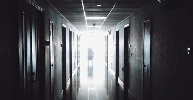 Facility Hallway
