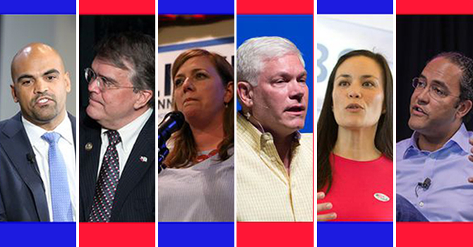 Congressional Candidates and Health Care