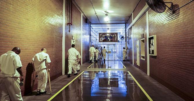 Brazoria County Prison JM