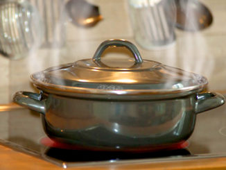Boiling pan rgb