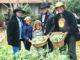Sankofa Garden Home Grandchildren  Gardening
