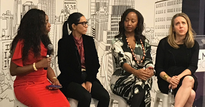 Women of Color in the Media