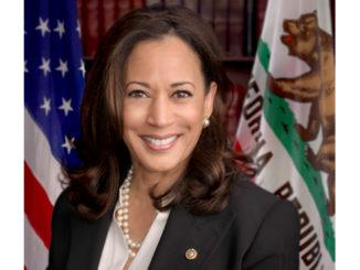 U.S. Senator Kamala D. Harris OP