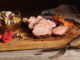 Grilled Pork and Potato Planks