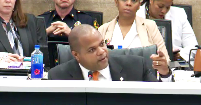 Mayor Eric Johnson 1