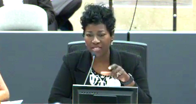 Dallas City Council Kimberly Bizor Tolbert chief of staff for the city of Dallas 002