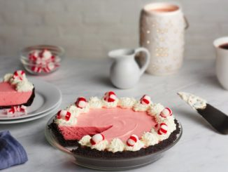 Peppermint pie