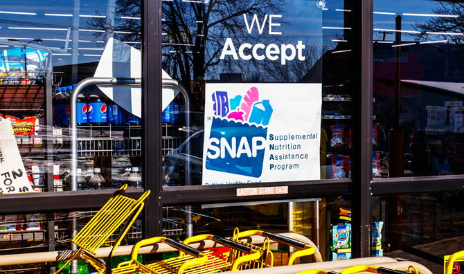 Food Stamps Cut