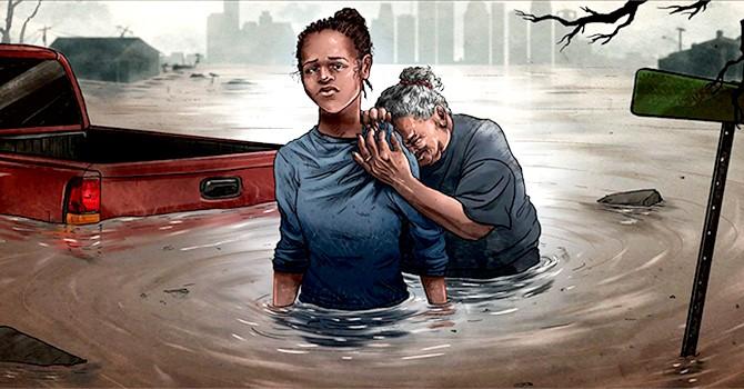 Hurricanes COVID and Mental health 1