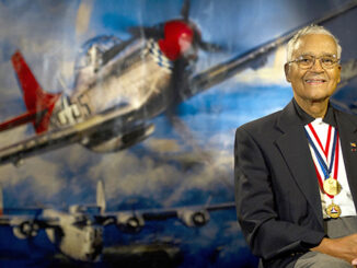 Tuskegee Airman Charles McGee