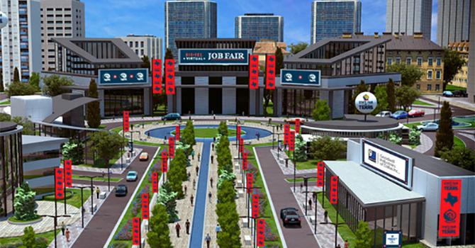 Virtual Big Tex Job Fair
