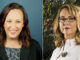 MJ Hegar and Gabrielle Giffords