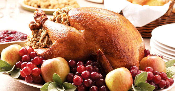 A food safe Thanksgiving