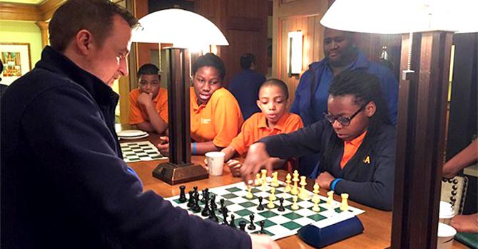Chess Champ Jessica Hyatt