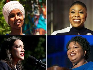 Female politicians of color