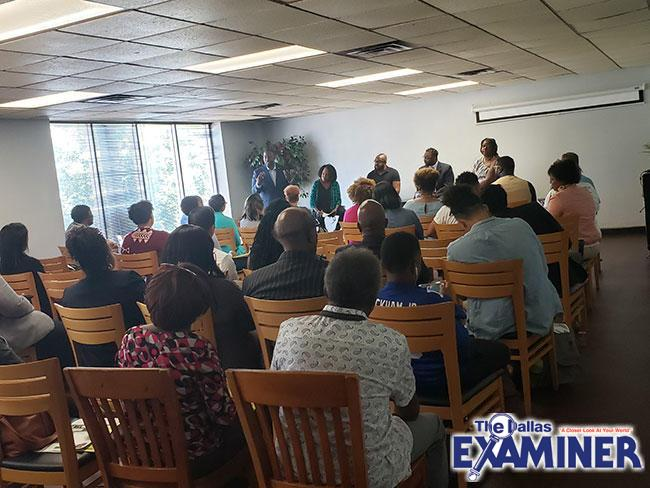 African American Leadership Institute at Paul Quinn College